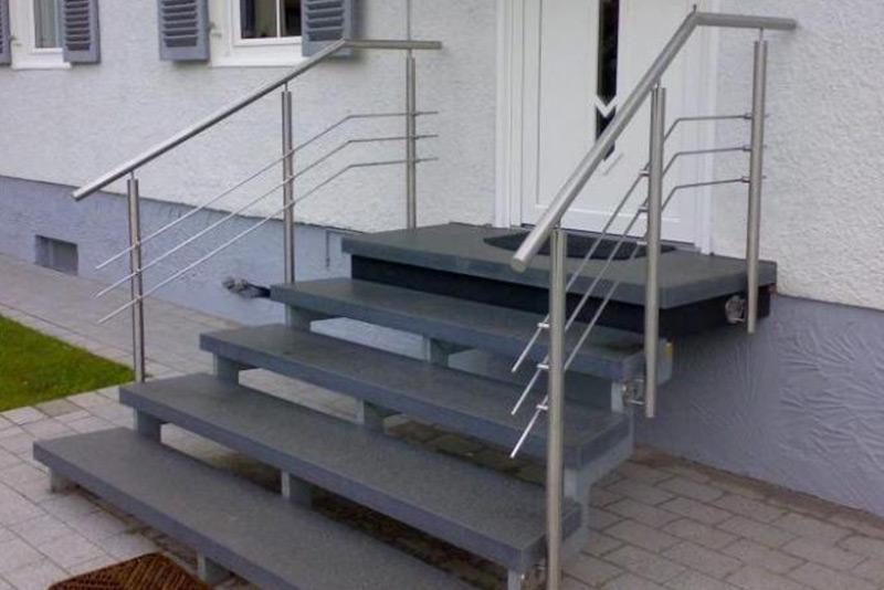 Super Treppen - Günstig aus Polen PE72
